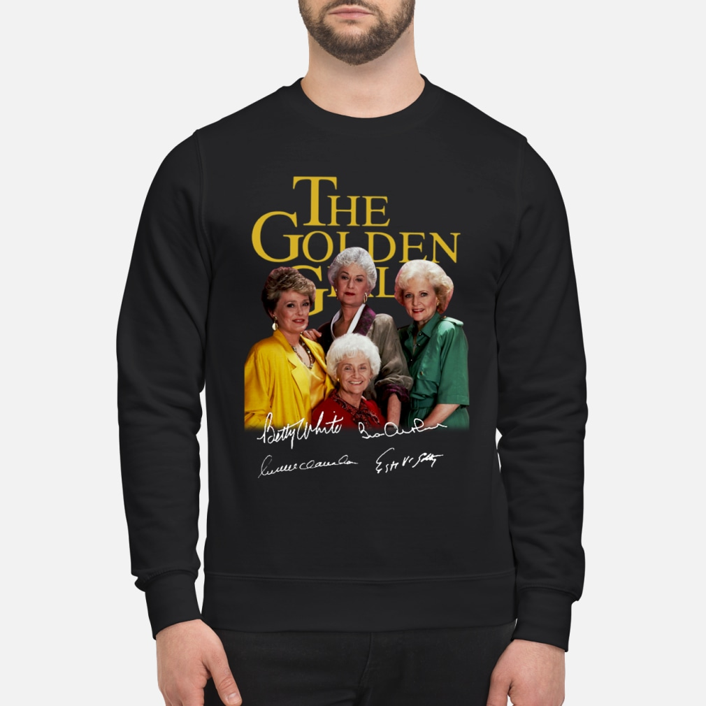 The Golden Girls Shirt sweater