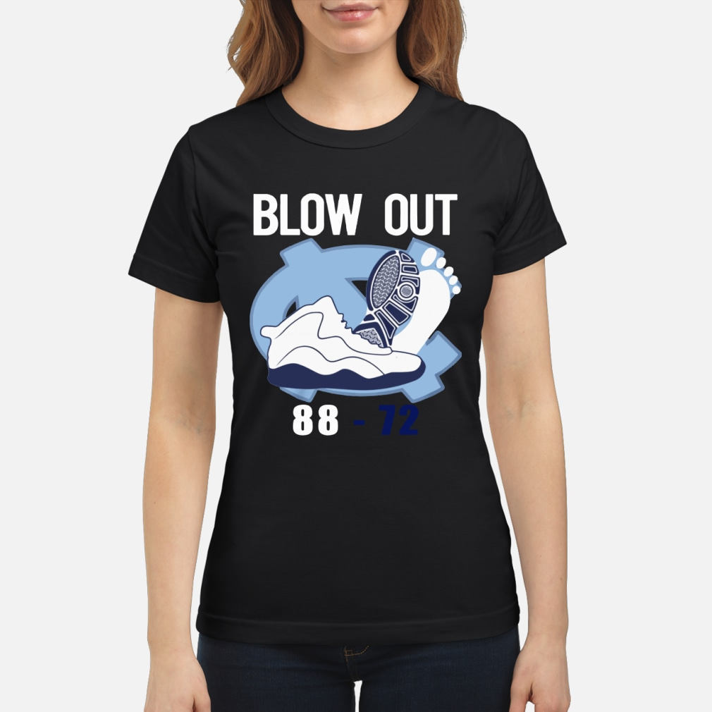 Zion Williamson Nike Blow Out 88 - 72 shirt ladies tee