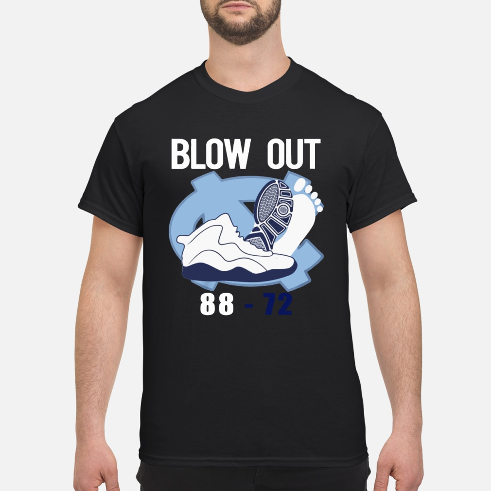 Zion Williamson Nike Blow Out 88 - 72 shirt