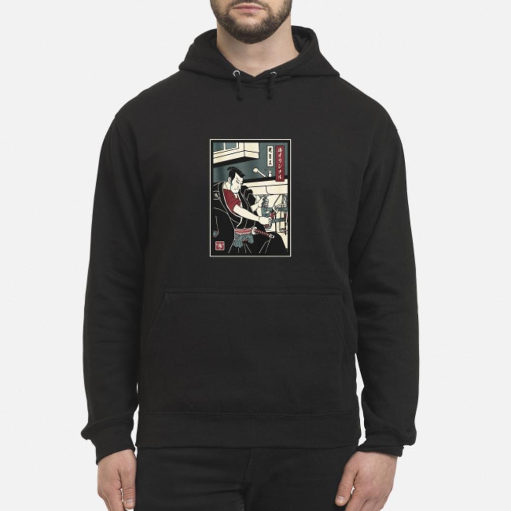 2019042719 Samurai Plumber shirt hoodie