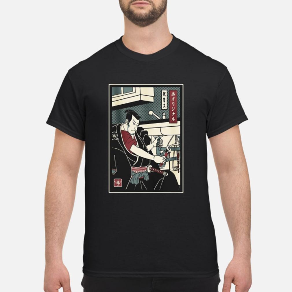 2019042719 Samurai Plumber shirt