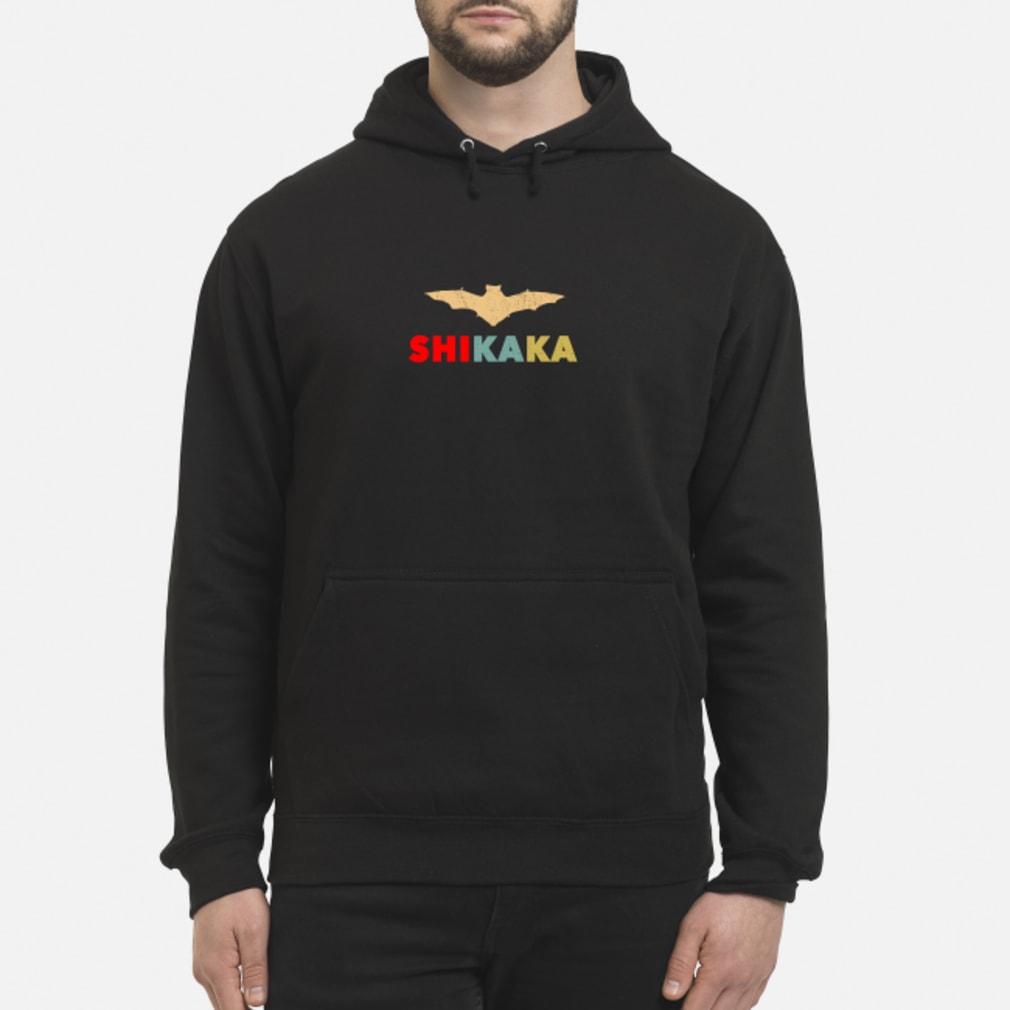 Ace Venture Bat shikaka shirt hoodie
