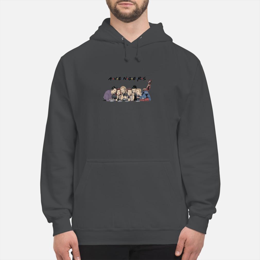Avengers Friends Shirt hoodie