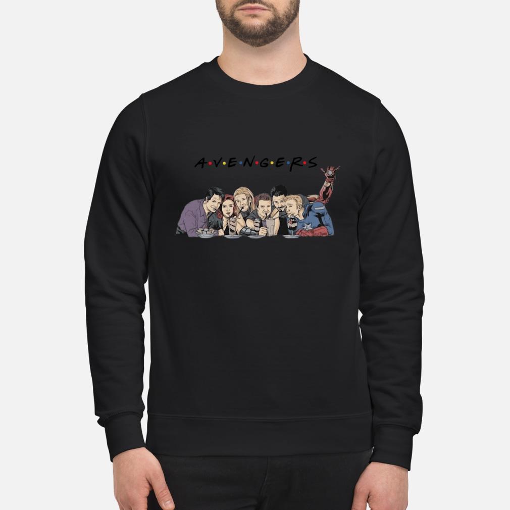Avengers Friends Shirt sweater