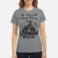 Avengers need me shirt ladies tee