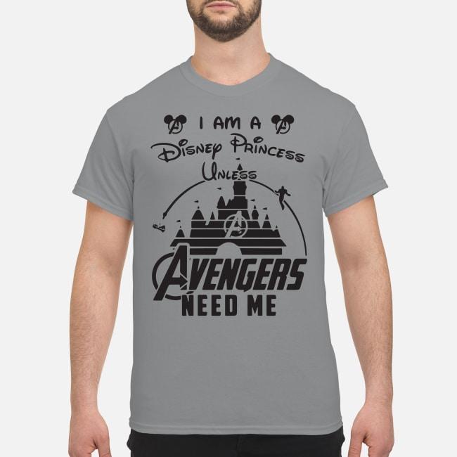 Avengers need me shirt