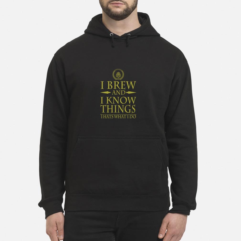 Brewers game of thrones shirt hoodie