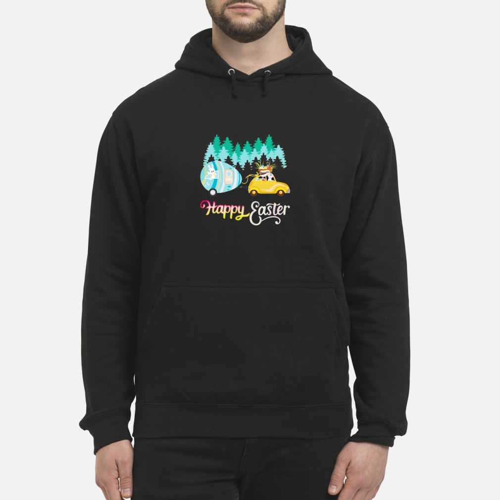 Camping Lover Happy Easter shirt hoodie