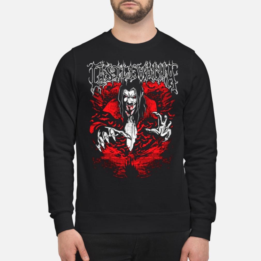 Castlevania dracula shirt sweater