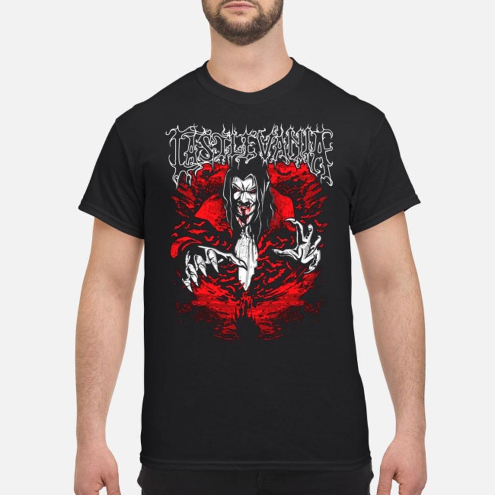 Castlevania dracula shirt