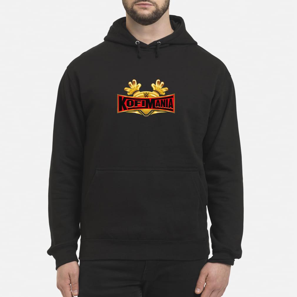 Clothing Black Kofi Kingston KofiMania shirt hoodie
