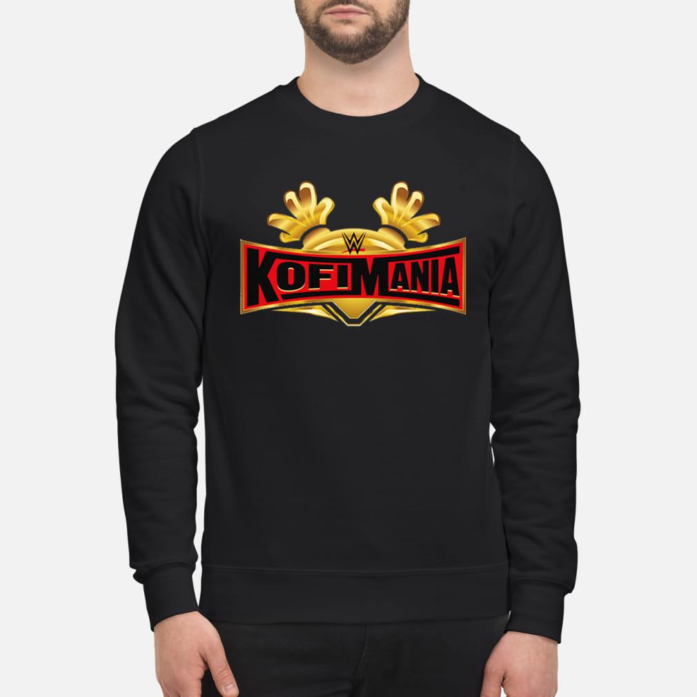 Clothing Black Kofi Kingston KofiMania shirt sweater