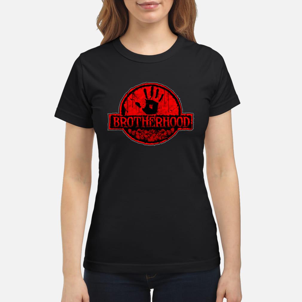 Dark Brotherhood shirt ladies tee