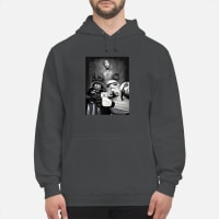 Darth Vader and Stormtroopers take a selfie shirt hoodie