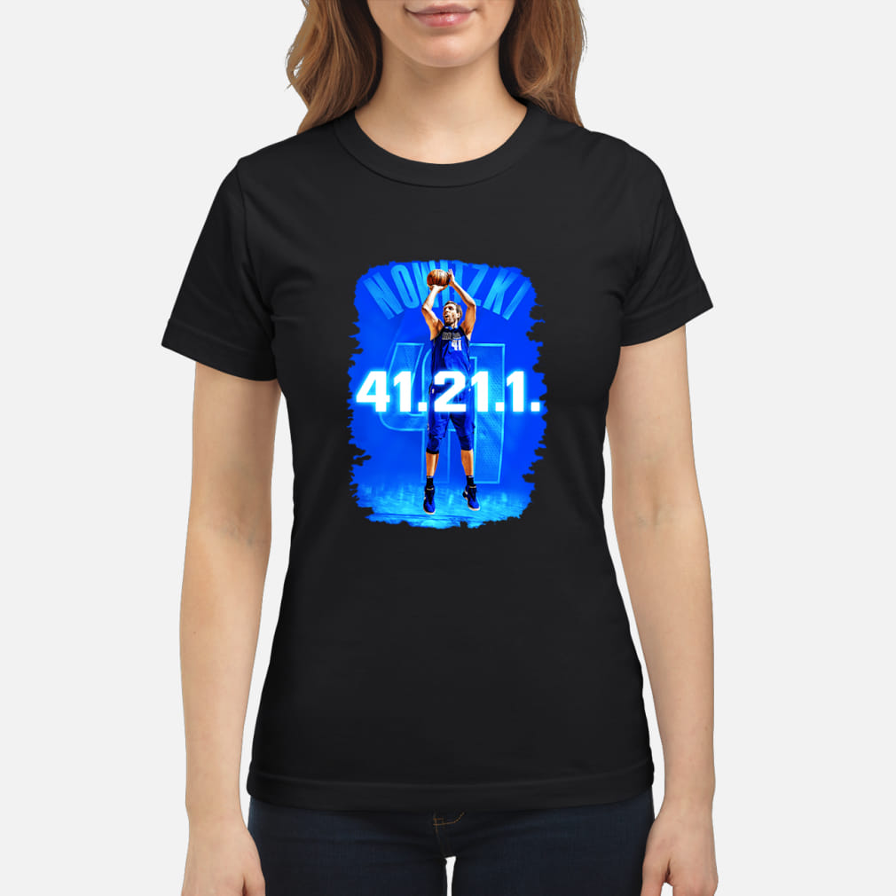 Dirk shirt ladies tee