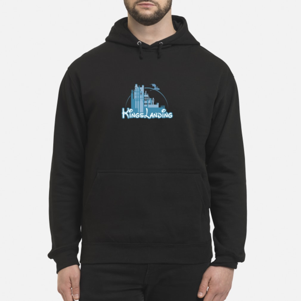 Disney Kings landing shirt hoodie