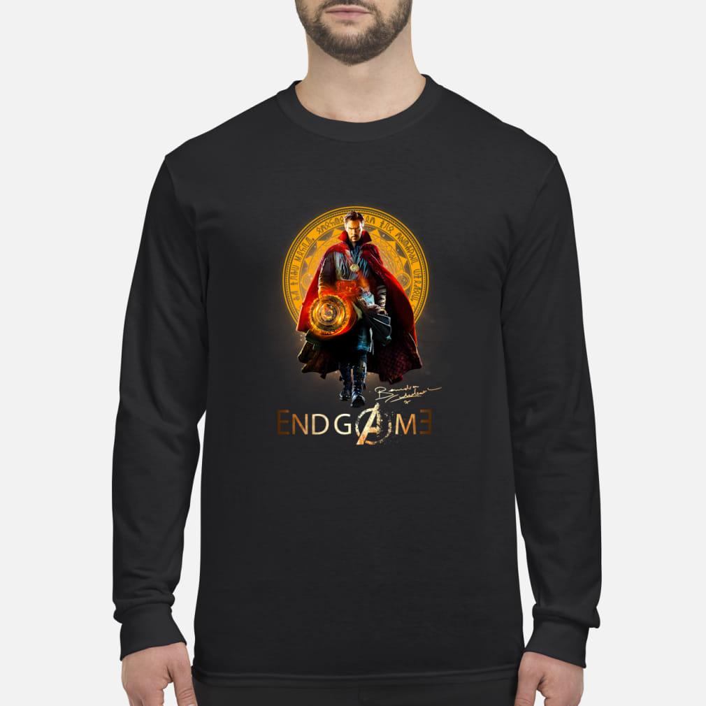 Doctor Strange Marvel Avengers Endgame shirt Long sleeved
