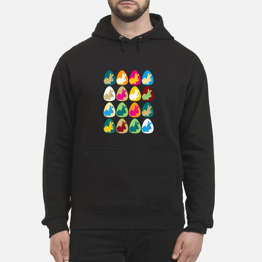 Easter Rabbit Bunny shirt hoodie
