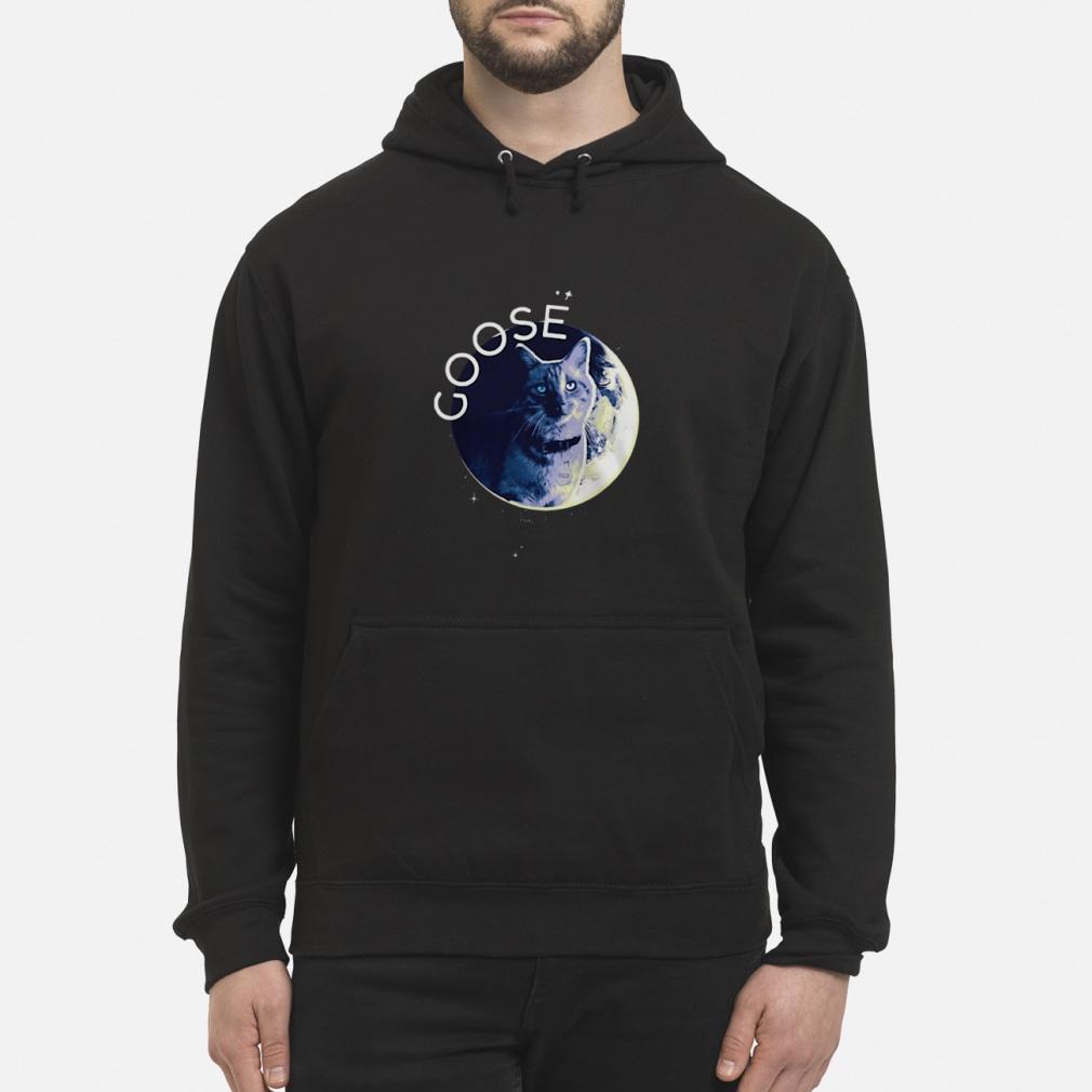 Flerken Goose in the moon shirt hoodie