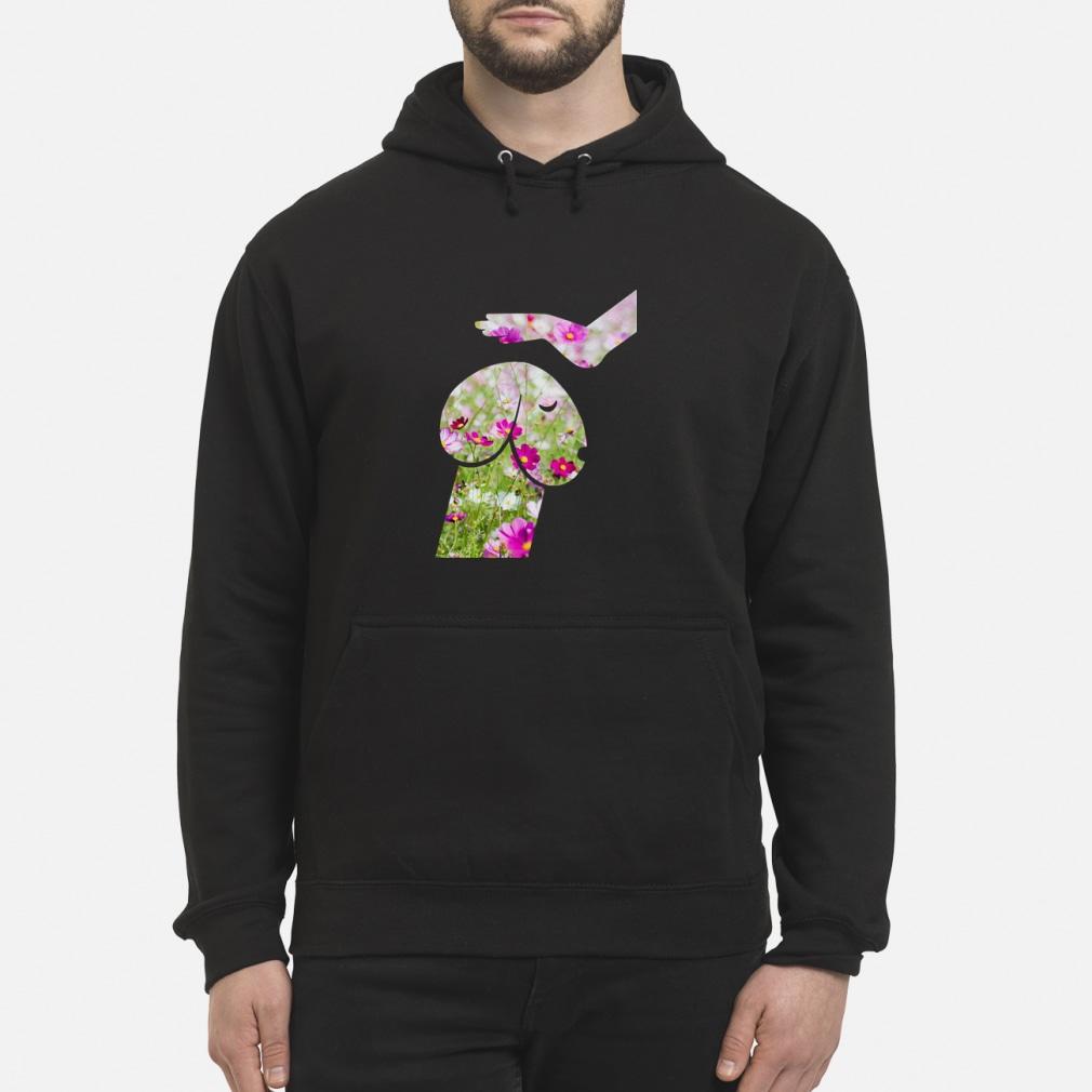 Flower Dickhead Dog Noma Bar ladies shirt hoodie