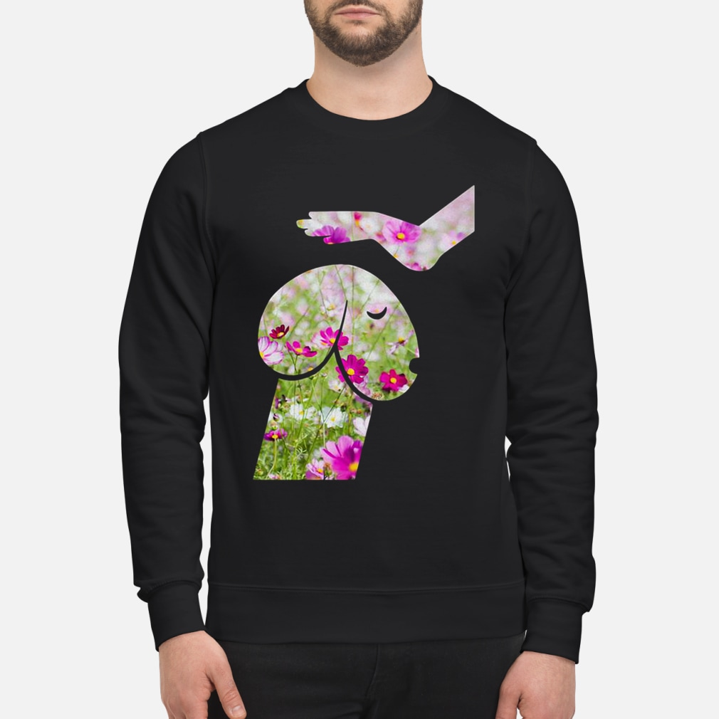 Flower Dickhead Dog Noma Bar ladies shirt sweater