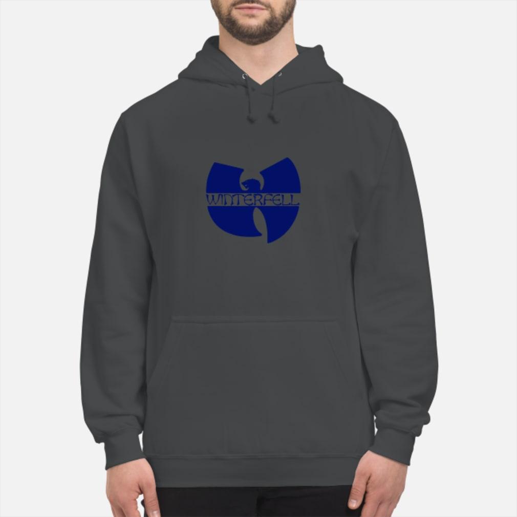 Game Of Thrones Wu Tang winterfell Shirt hoodie