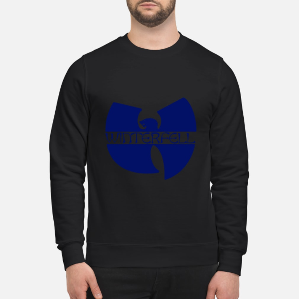 Game Of Thrones Wu Tang winterfell Shirt sweater