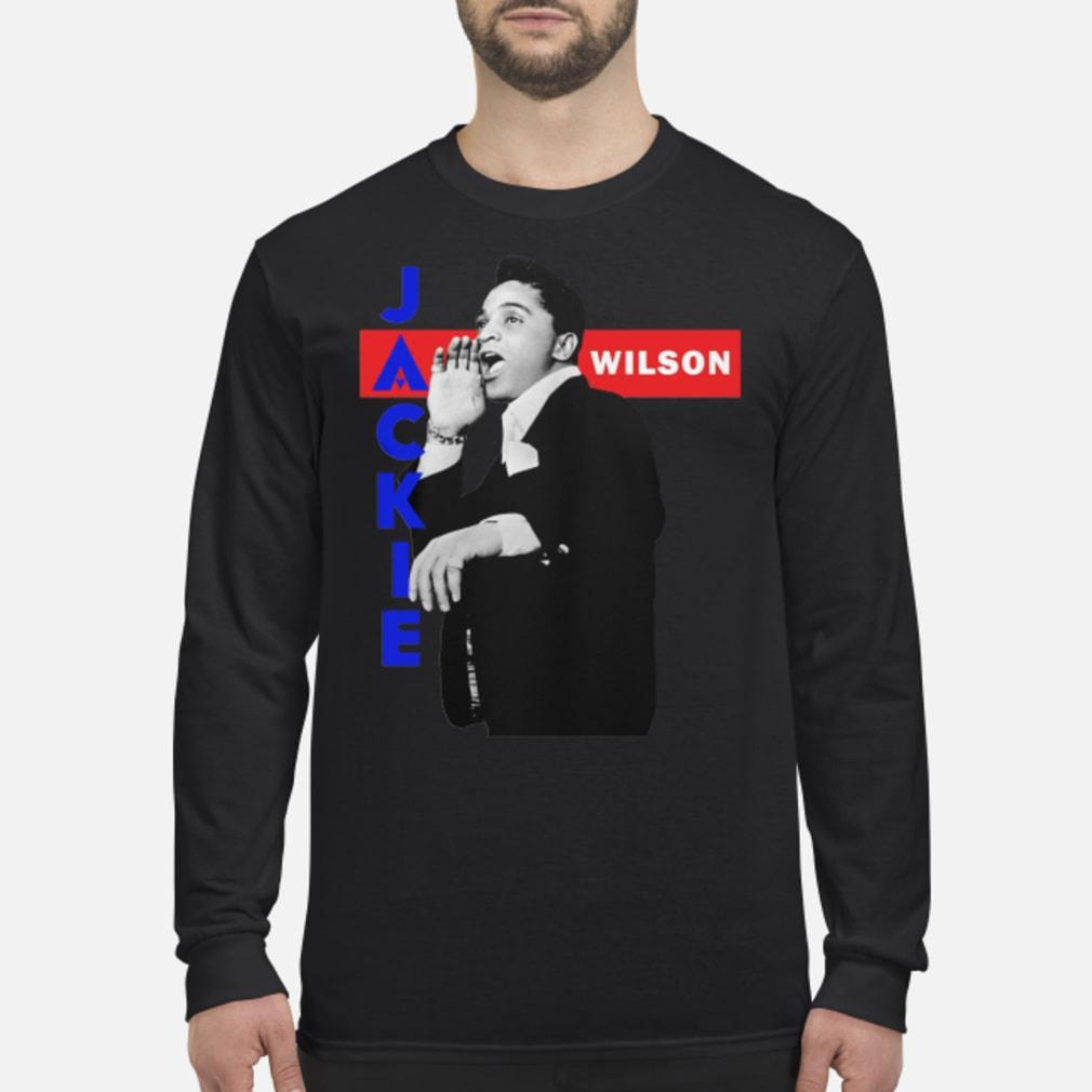 Jackie Wilson Shirt Long sleeved