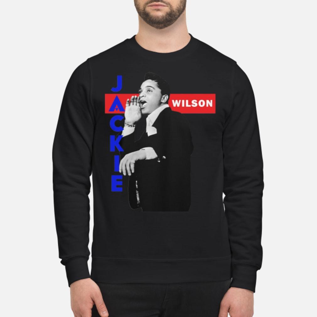 Jackie Wilson Shirt sweater