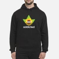 Jeej sunflower addicted shirt hoodie