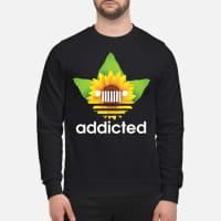 Jeej sunflower addicted shirt sweater