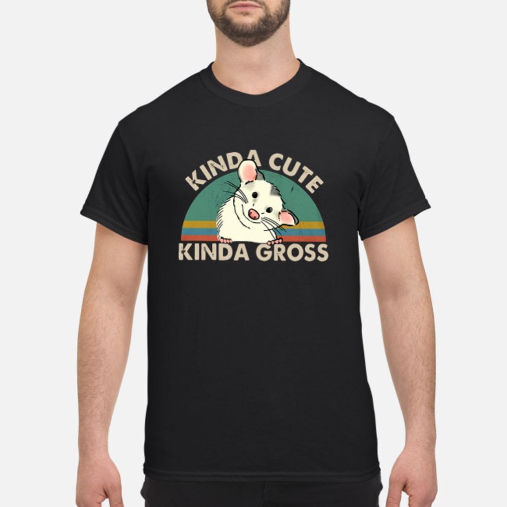 Kinda cute Kinda gross ladies shirt