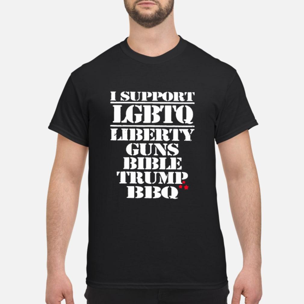 LGBTQ BBQ Shirt
