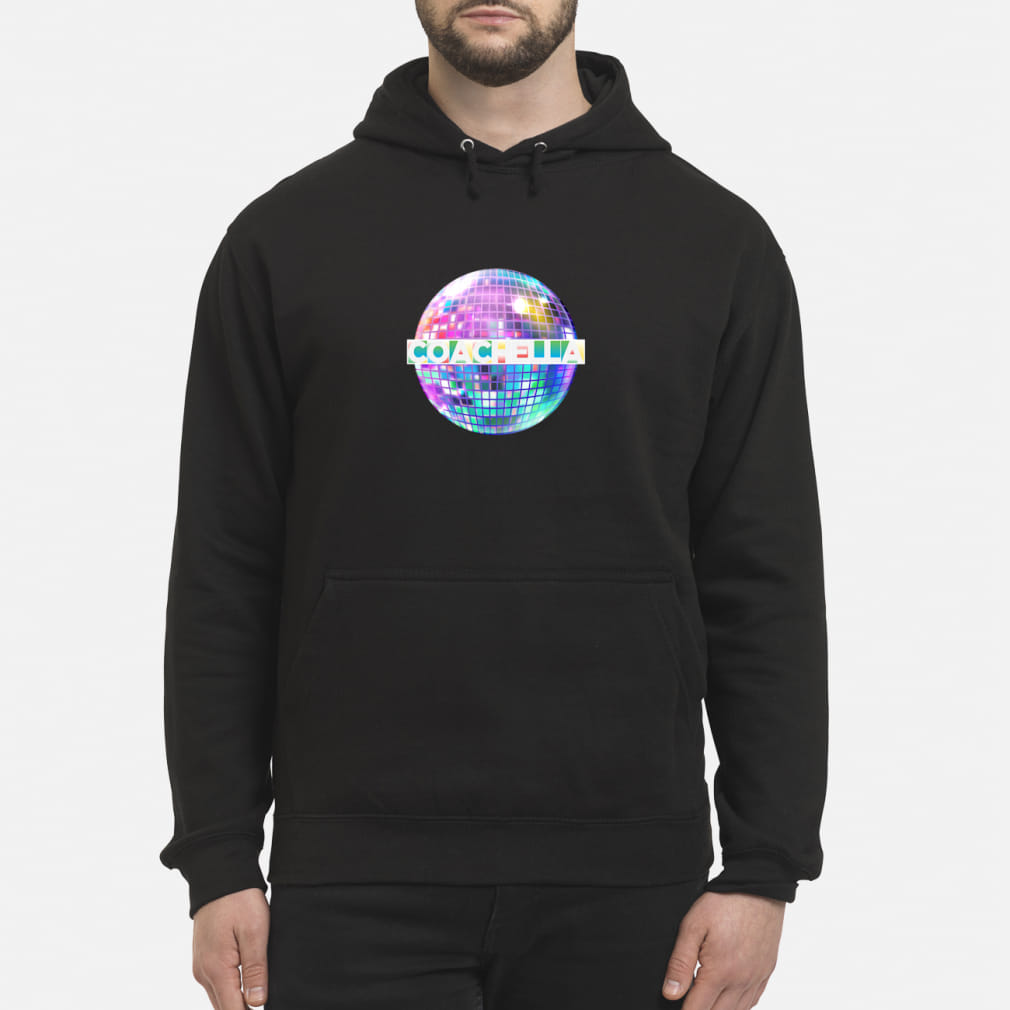 LIGHT-UP BLINKING COACHELLA SHIRT hoodie