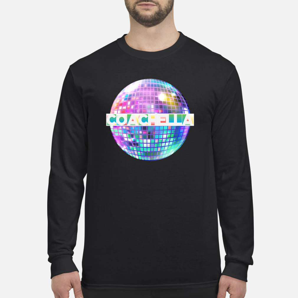 LIGHT-UP BLINKING COACHELLA SHIRT Long sleeved