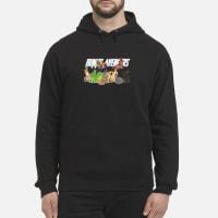 Marvel Avengers Endgame Avengers ladies shirt hoodie