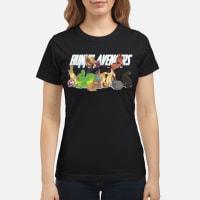 Marvel Avengers Endgame Avengers ladies shirt ladies tee