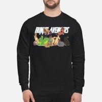 Marvel Avengers Endgame Avengers ladies shirt sweater