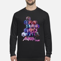 Marvel Avengers Endgame Poster Hive shirt Long sleeved