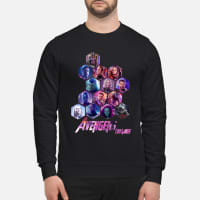 Marvel Avengers Endgame Poster Hive shirt sweater