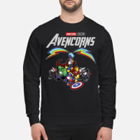 Marvel Avengers Endgame Unicorn Avencorns ladies shirt sweater