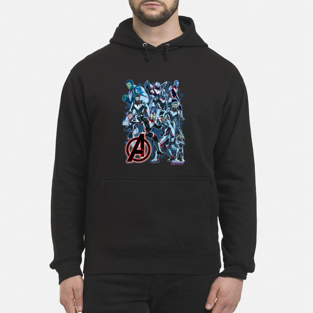 Marvel Avengers Endgame shirt hoodie