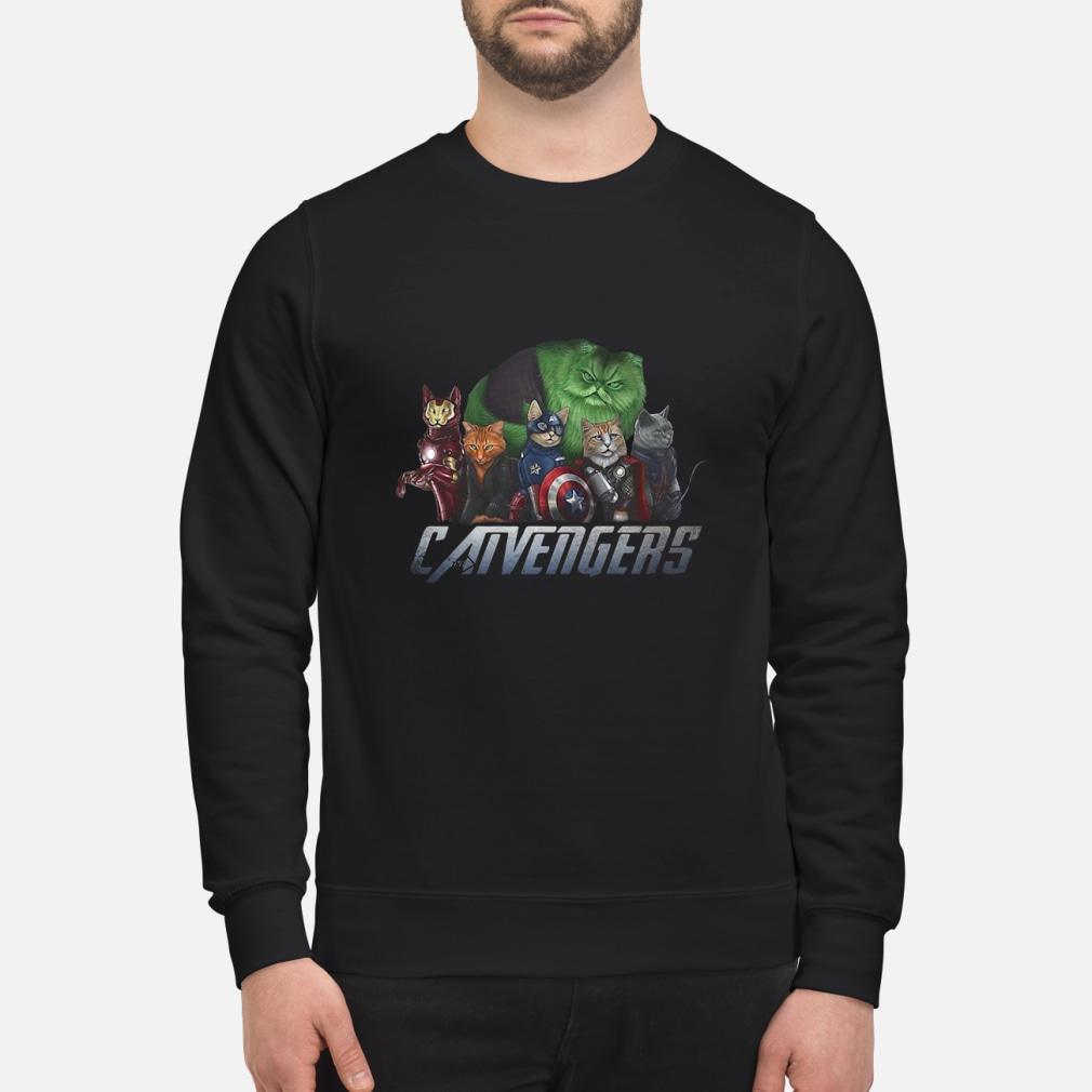 Marvel Catvengers avengers shirt sweater