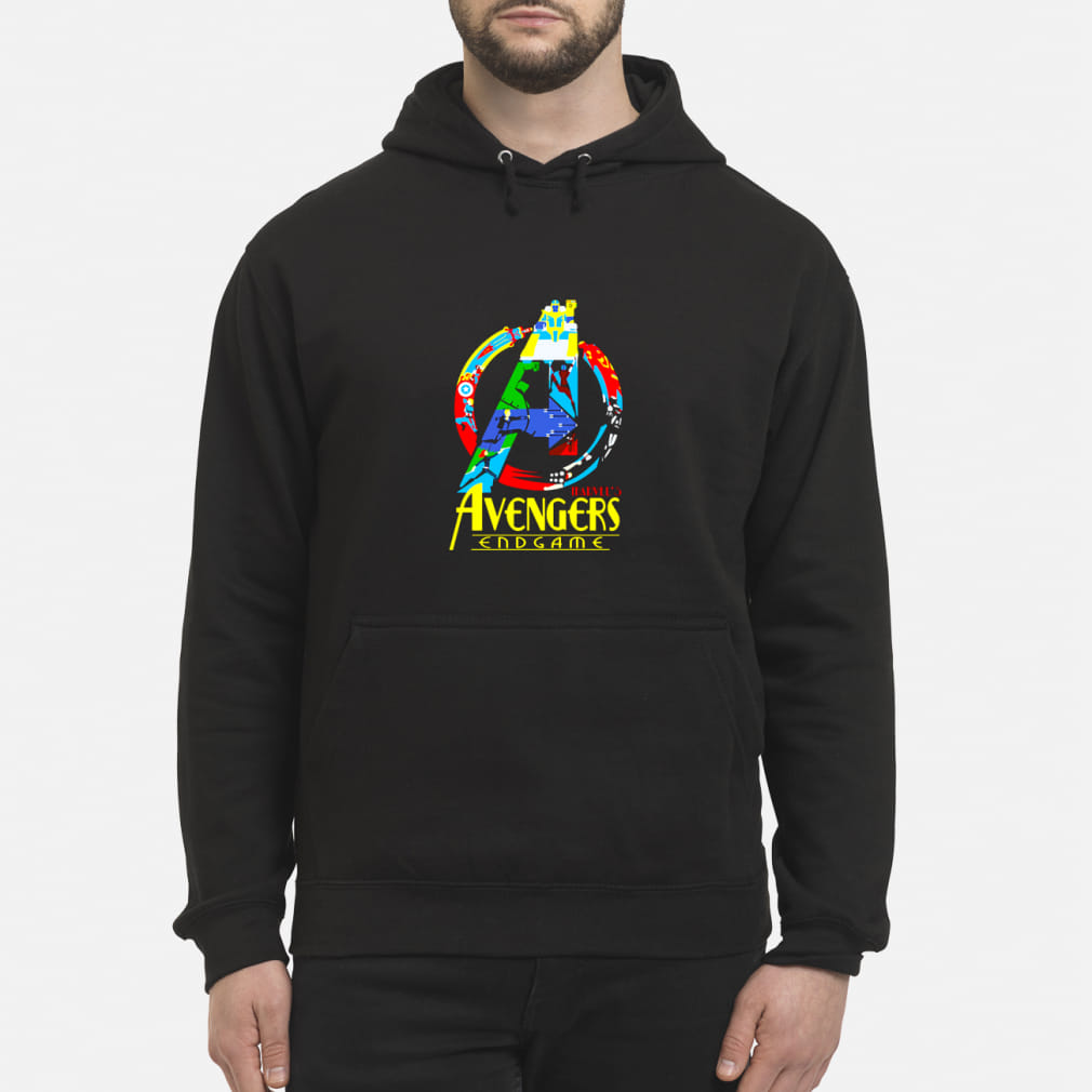 Marvel's Avaengers Endgame ladies shirt hoodie