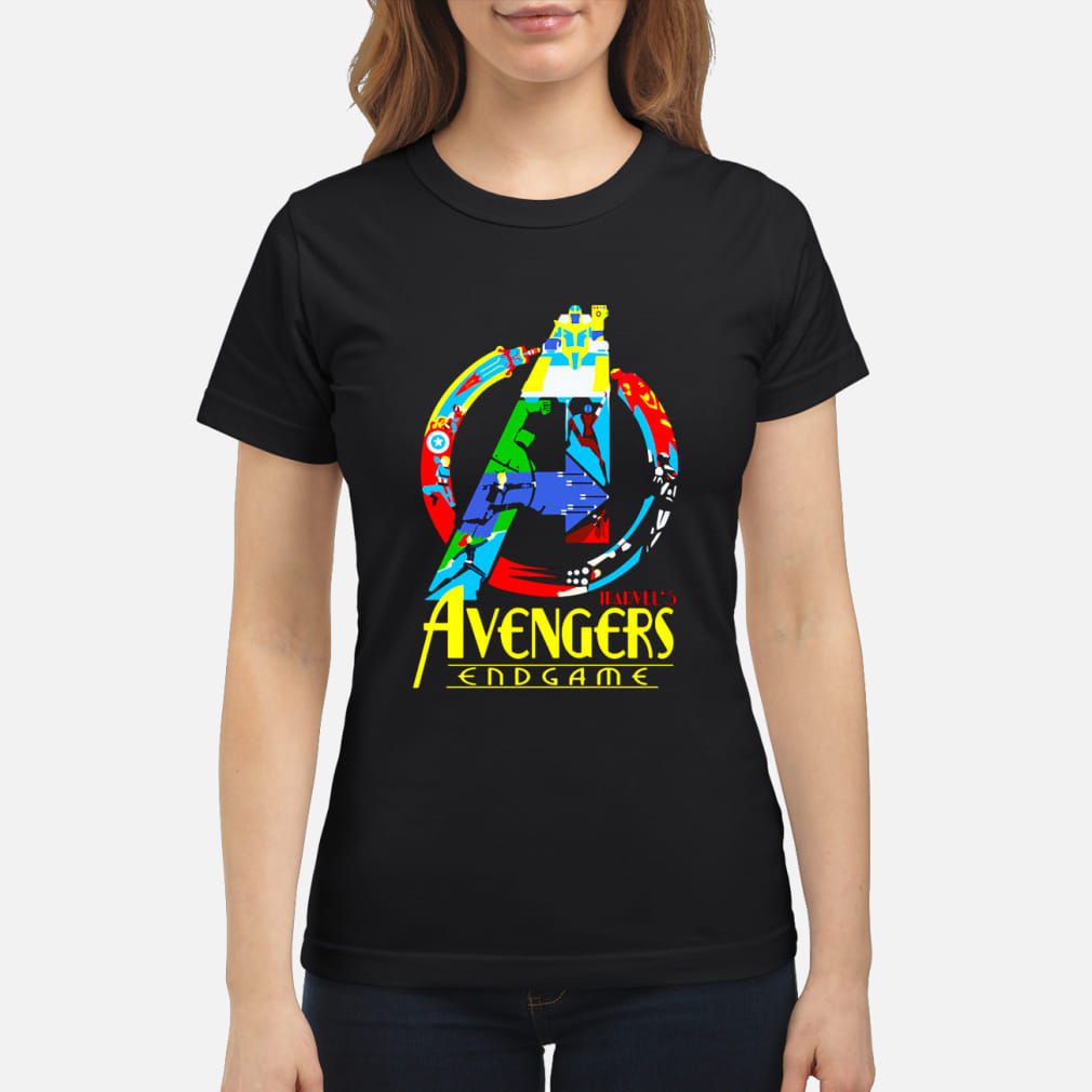 Marvel's Avaengers Endgame ladies shirt ladies tee
