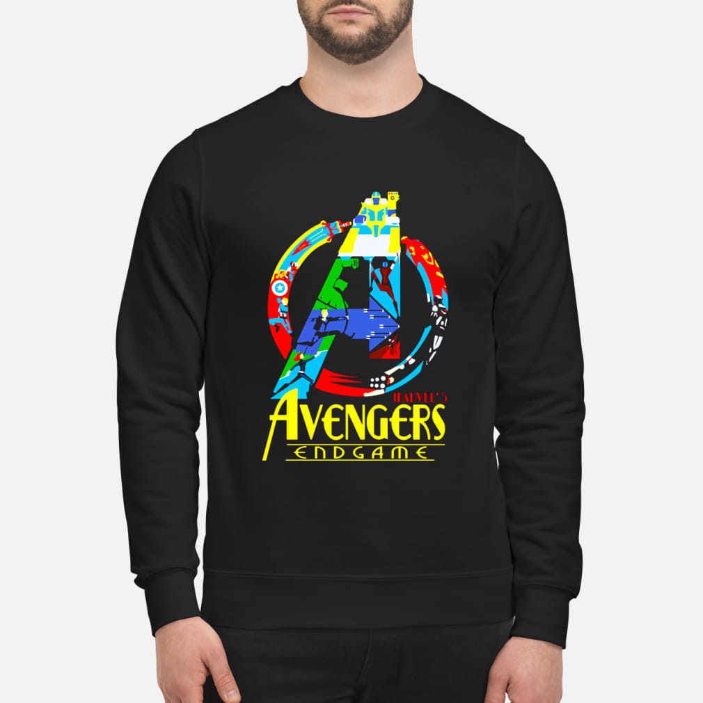 Marvel's Avaengers Endgame ladies shirt sweater
