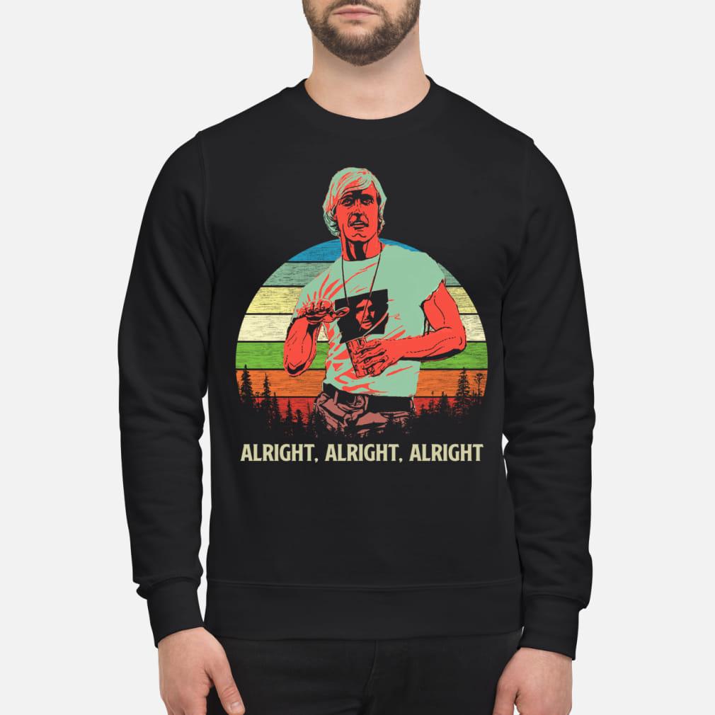 Matthew mcconaughey vintage shirt sweater