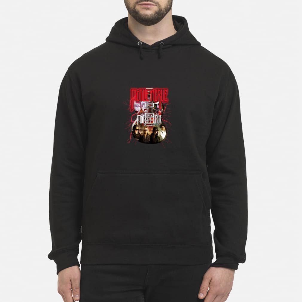 Motley Crue In Electric Guitar Shirt hoodie