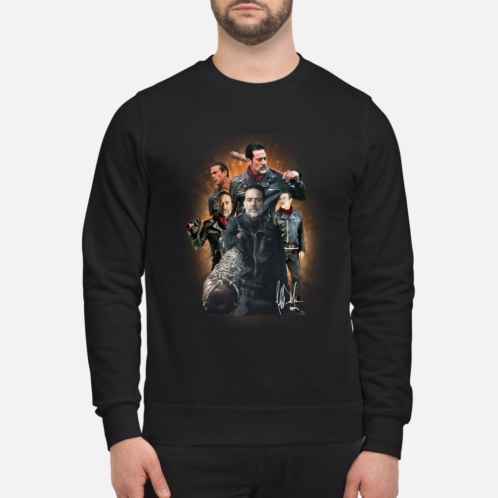 Negan_s walking dead characters shirt sweater