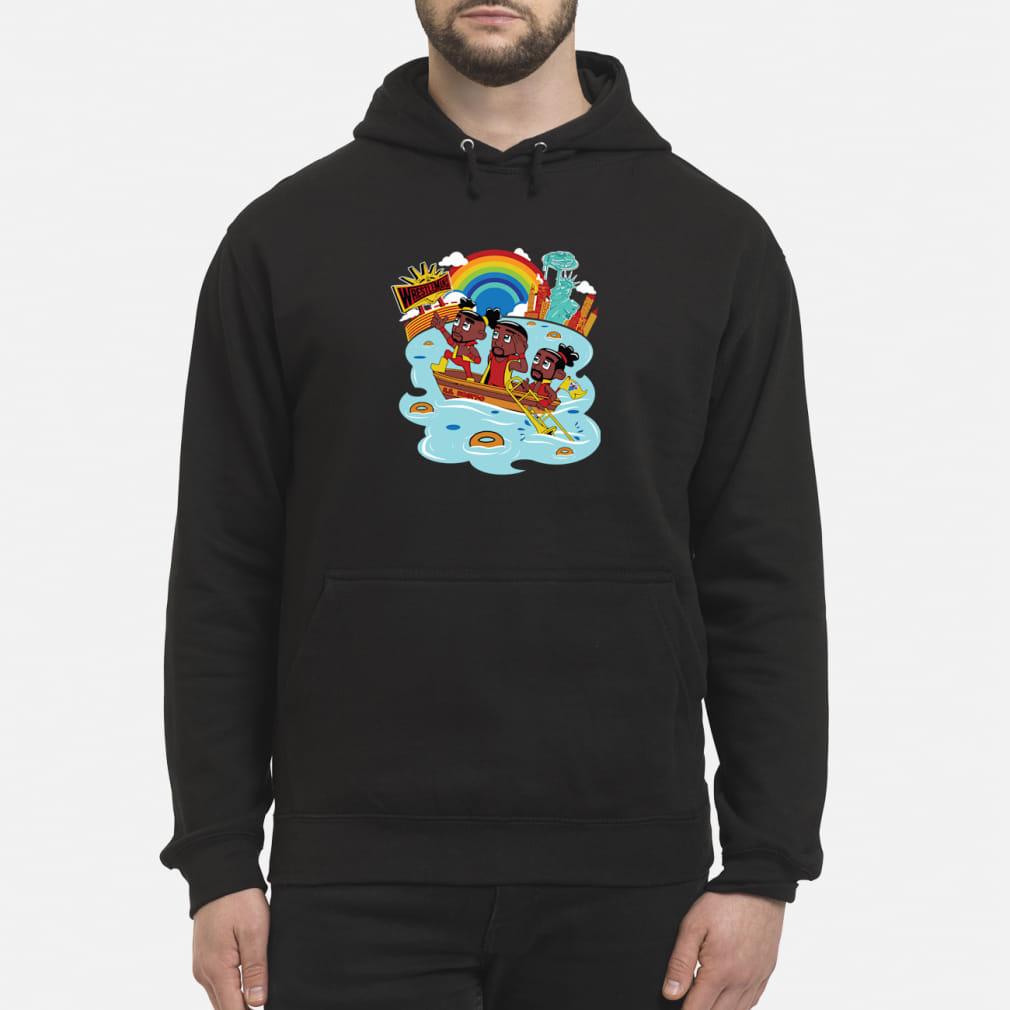 New day shirt hoodie